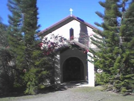 picture of St Cecelia's church.